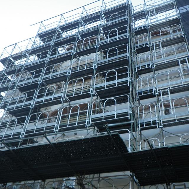 マンションの改修工事費に関する調査・研究